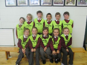 2013 Donegal School's Cross Country Championships.
