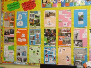 notice boards and aister oct17 020